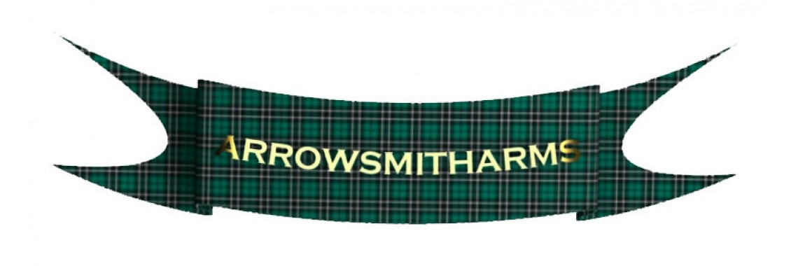 ARROWSMITHARMS TARTAN HUNTER SASH